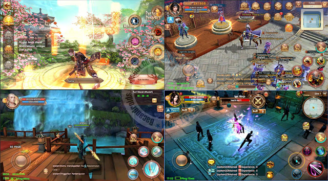 Game Age Of wushu apk mod terbaru v7.0.0 full