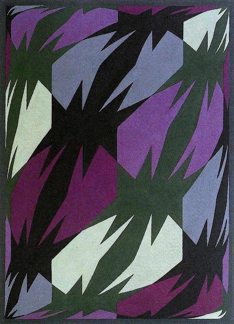 Hans Hinterreiter 1942 Constructivism art