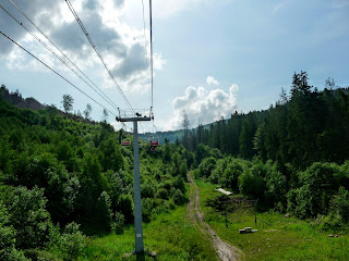 Канатна дорога «Захар Беркут»
