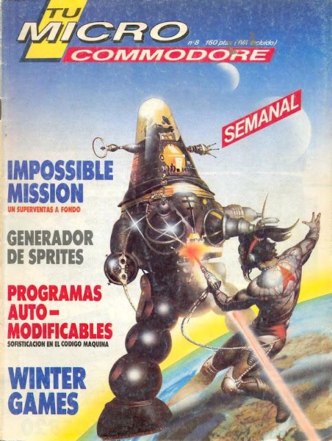 Tu Micro Commodore #08 (08)