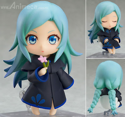 Figura Tomo Kunagisa Nendoroid The Beheading Cycle The Blue Savant and the Nonsense Bearer