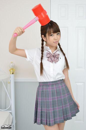 Mizuho Shiraishi Japanese Sexy Model Sexy Japan Schoolgirl ...