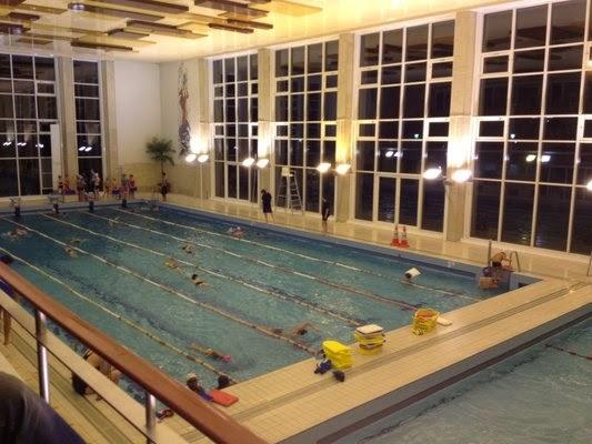 piscine ceria Anderlecht