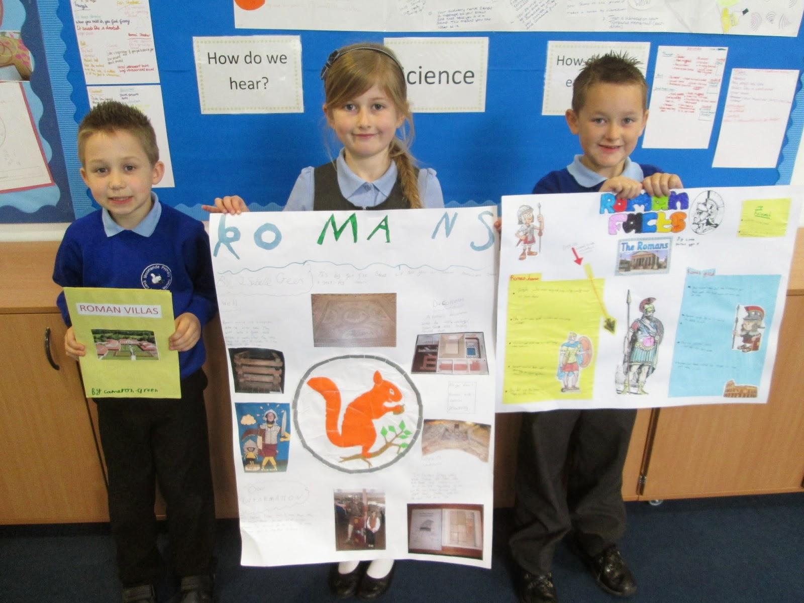 Roman entertainment primary homework help