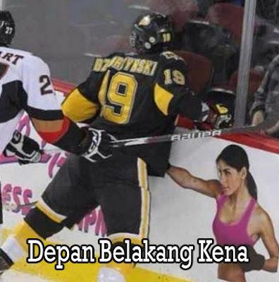 gambar olahraga es lucu