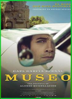 Museo (2018) | DVDRip Latino HD GoogleDrive 1 Link