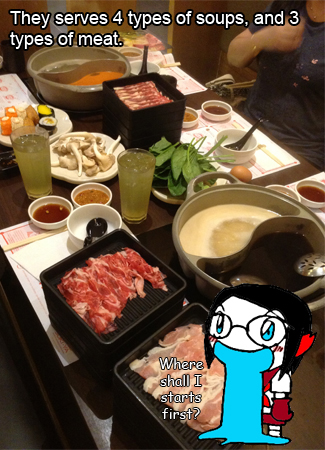 sukiya buffet