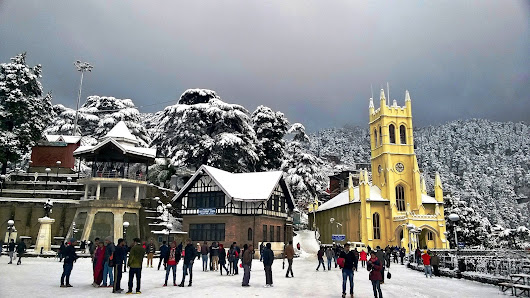 Places To Visit Near Shimla