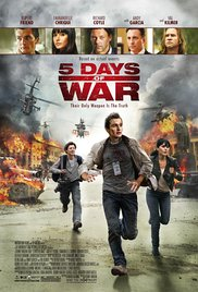 Watch 5 Days of War Online Free 2011 Putlocker