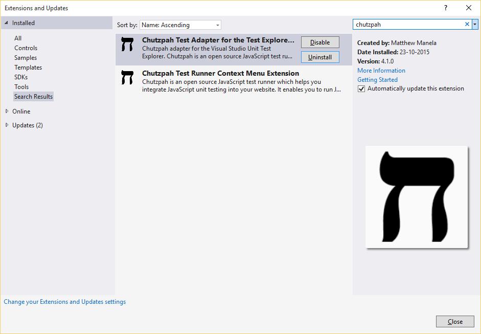 Dibran's blog: JavaScript Unit Testing in Visual Studio Team