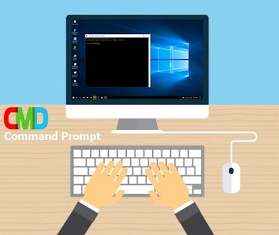 3 Cara Cepat Mengakses CMD (Command Prompt) Pada Windows