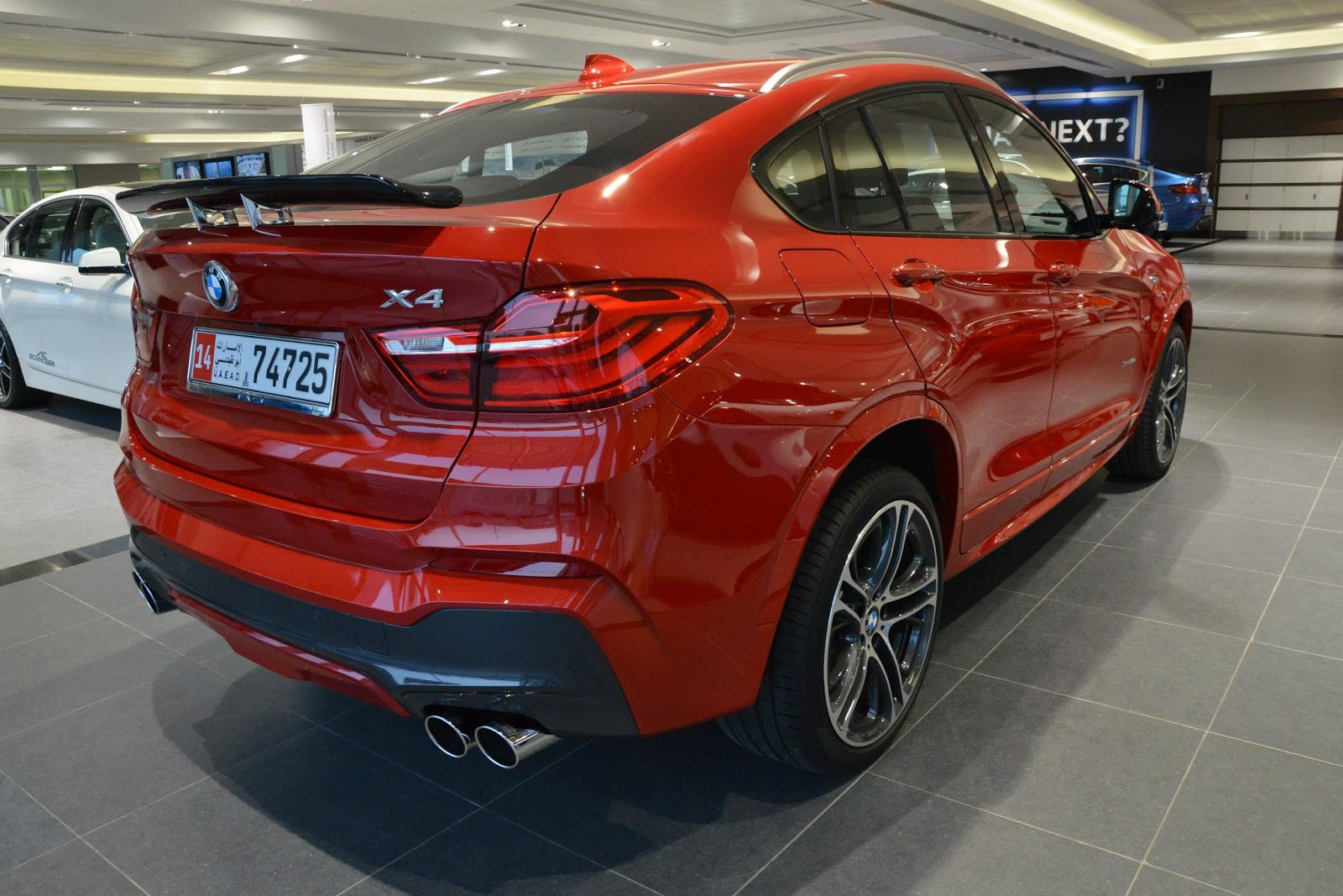 bmw x4 m sports in melbourne red and carbon black bmw x4 forum. Black Bedroom Furniture Sets. Home Design Ideas