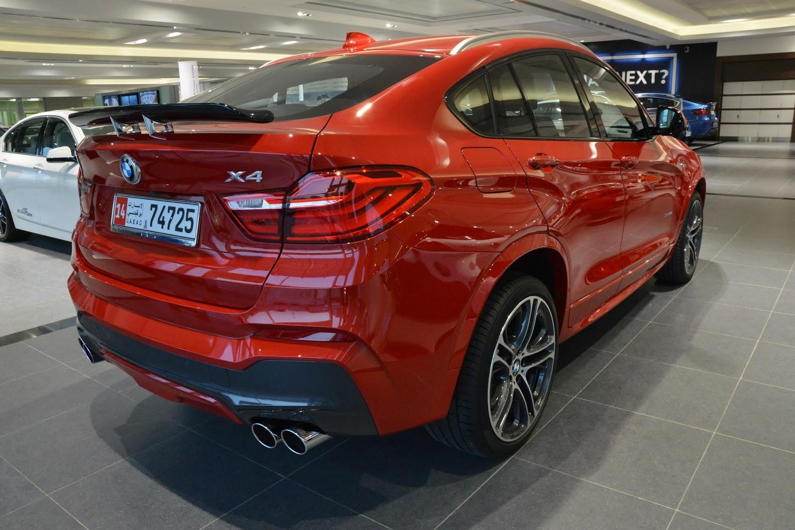 X BMW M Sport