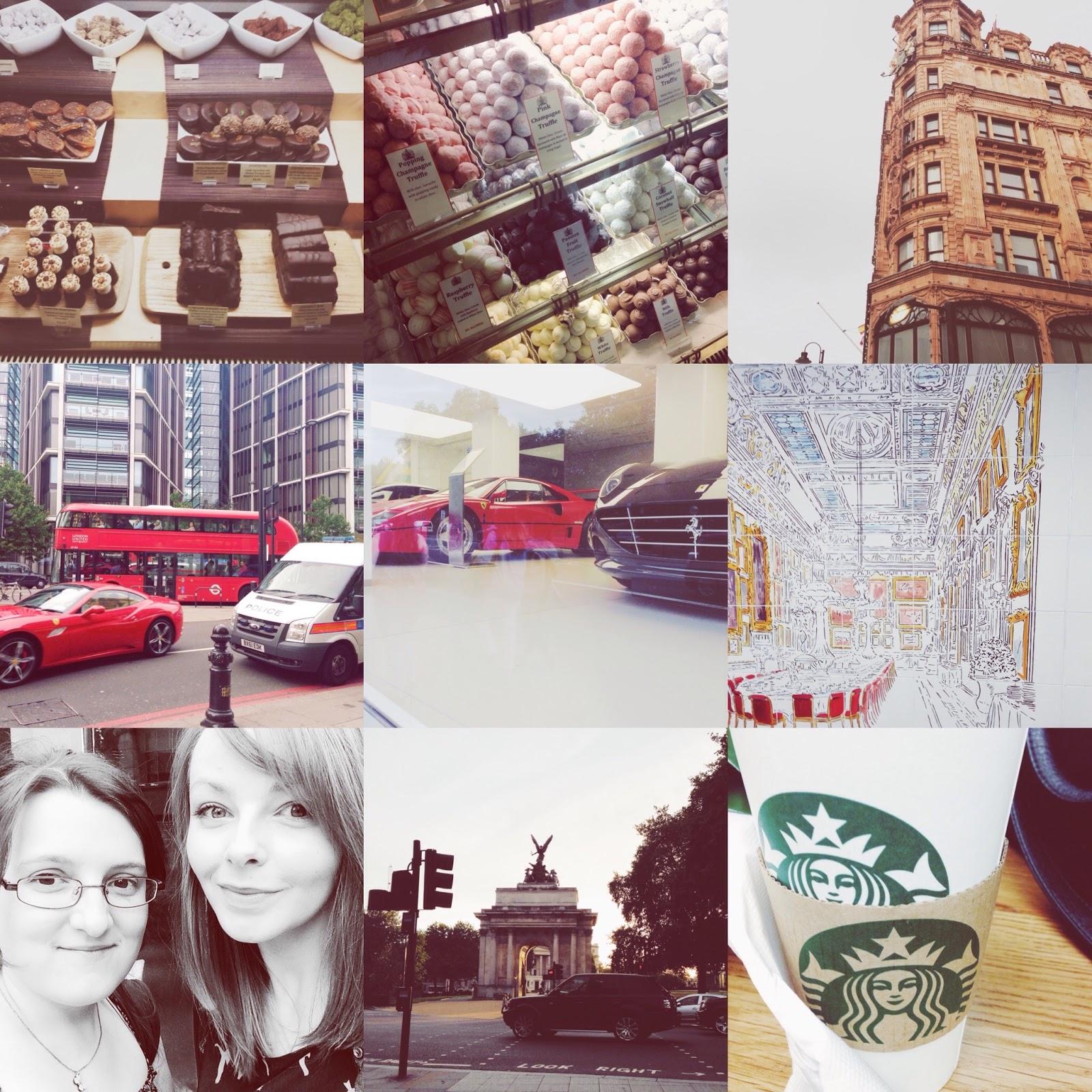 London Birthday Trip Sightseeing