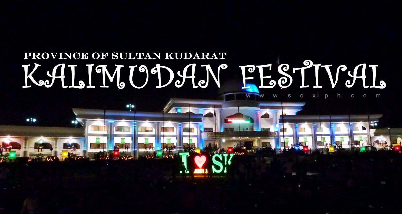 Kalimudan Festival in Sultan Kudarat