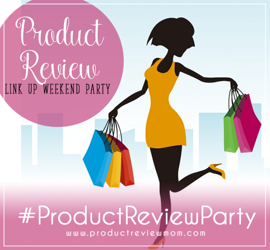 Product Review Weekend Link Up Party #ProductReviewParty #183  via  www.productreviewmom.com