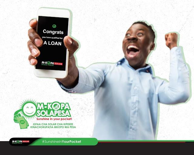 Solapesa Mkopa loans