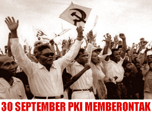 Gambar ilustrasi 30 September PKI memberontak