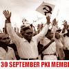 30 September PKI memberontak