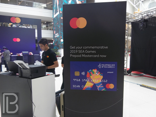 Mastercard SEA Games 2019