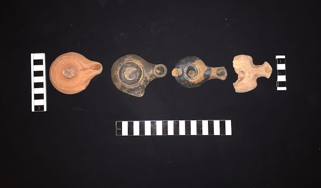 Graeco-Roman wine storage rooms discovered in Egypt's Beheira
