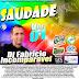Cd (Mixado) Saudade Vol:01 - Dj Fabrício Incomparável