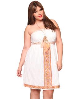 967339e16 Vestidos para Ti  Diseños de Vestidos Blancos para Gorditas