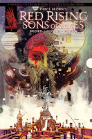 Pierce Brown's Red Rising: Son of Ares #1