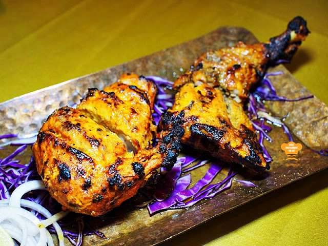 Royal Darbar Restaurant Tandoori Chicken