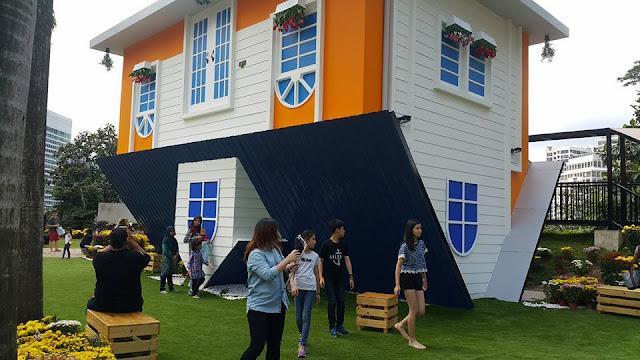 Rumah Terbalik Kuala Lumpur