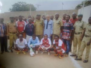 Jailed Pro-Biafra Leader Sponsors Kuje Prison 2016 Football Competition