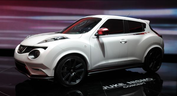 Nissan Juke Concept by Nismo ~ Carsbond