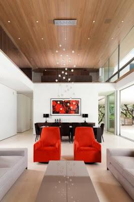 Modern Sitting Room Lighting Designs 14