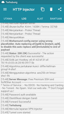 Cara Membuat Payload + Config HTTP Injector [Xl, Axis, Telkomsel, Indosat, Three dll] 13