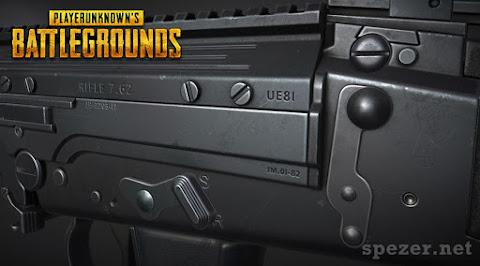 5 Senjata Terbaik Terpopuler di game PUBG