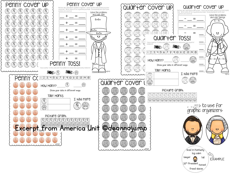 american symbols u0026 presidents includes free download mrs
