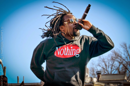 "#WhatUpDC: Wale Throws ""The Concert About Nothing"""