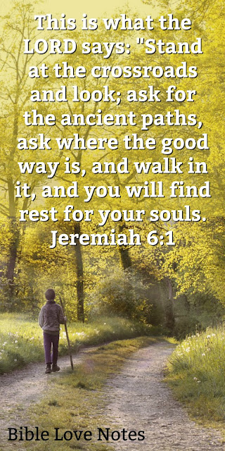 We Can Go With the Flow or Stay on The Narrow Path of the Lord - Matthew 7:13-14