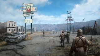 Fallout PS3 Wallpaper