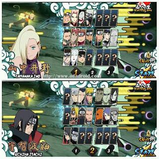 Naruto Senki The Last Fixed v4 by Andris Apk