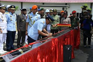 Panglima TNI Resmikan Empat Satuan Baru di Wilayah Timur