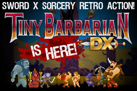 Tiny Barbarian DX Episode 1 Happy 10th Birthday PC Full