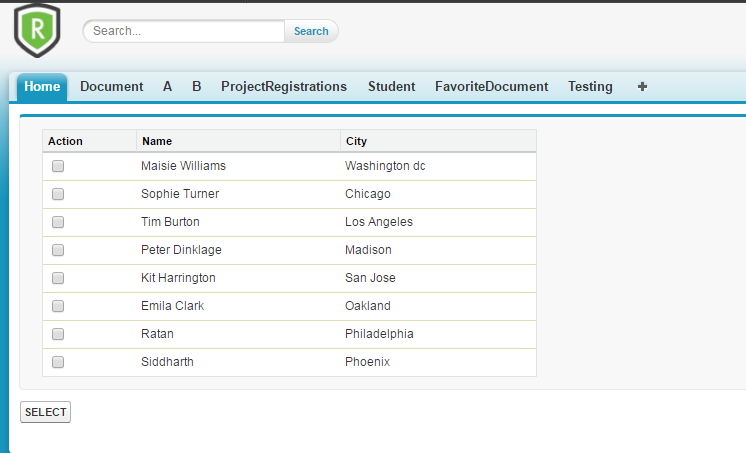 Wrapper Class in Salesforce with example - Salesforce Radical