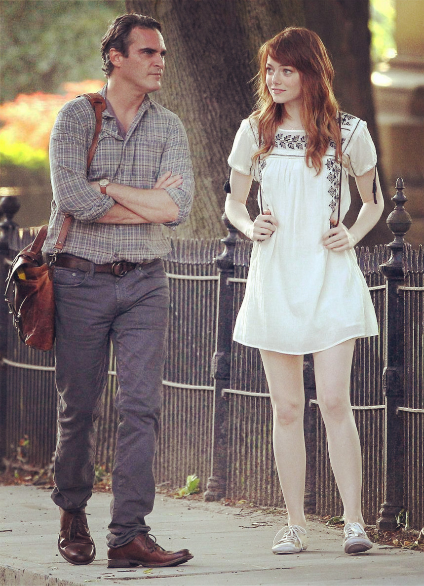 Irrational Man (2015) Movie Sinopsis - Emma Stone, Joaquin Phoenix