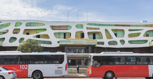 濟州島交通 自由行 急行巴士1號線