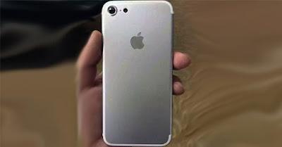 Terungkap Bocoran Gambar Punggung iPhone 7