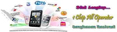 Agen Pulsa dan paket internet murah di LOMBOK UTARA