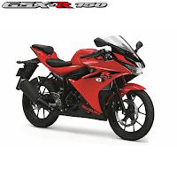 Harga Cash / Kredit Motor Suzuki GSX 150R