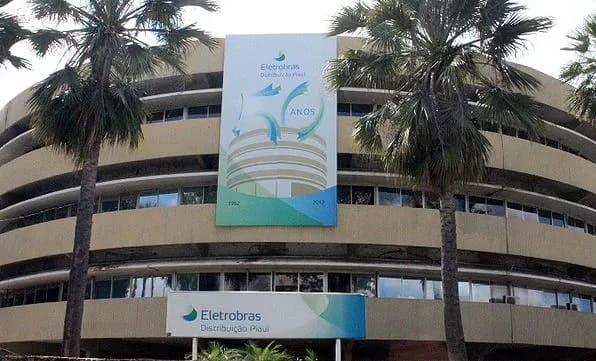 Foto da Sede da Eletrobras Distribuição Piauí