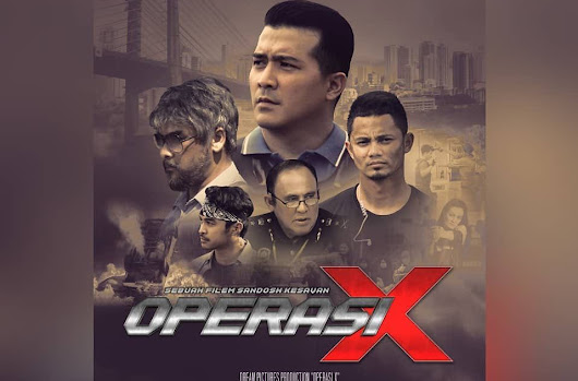 Operasi X The Movie Memang Best - #MovieReview